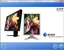 Eizo Monitortest