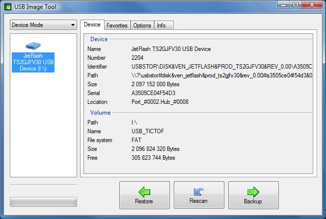 USB Image Tool - Download